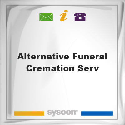 Alternative Funeral & Cremation Serv., Alternative Funeral & Cremation Serv.