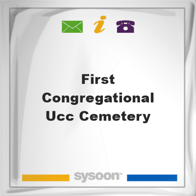 First Congregational UCC Cemetery, First Congregational UCC Cemetery