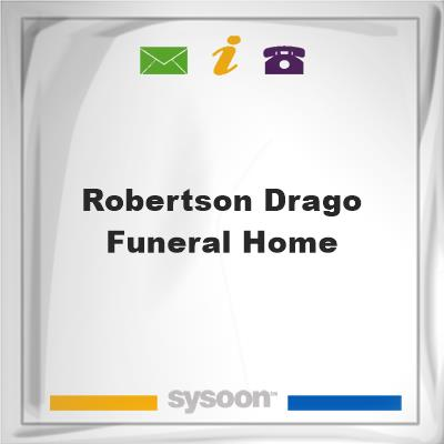 Robertson-Drago Funeral Home, Robertson-Drago Funeral Home
