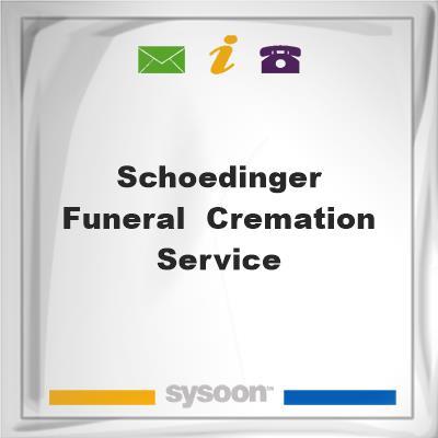 Schoedinger Funeral & Cremation Service, Schoedinger Funeral & Cremation Service