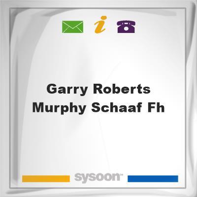 Garry-Roberts-Murphy-Schaaf FH, Garry-Roberts-Murphy-Schaaf FH