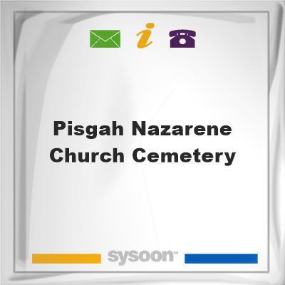 Pisgah Nazarene Church Cemetery, Pisgah Nazarene Church Cemetery