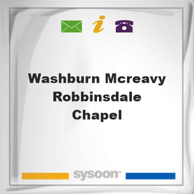 Washburn McReavy Robbinsdale ChapelWashburn McReavy Robbinsdale Chapel on Sysoon