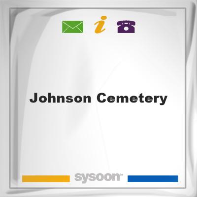 Johnson Cemetery, Johnson Cemetery