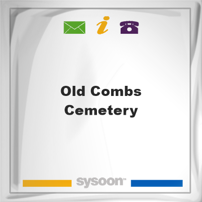 Old Combs Cemetery, Old Combs Cemetery