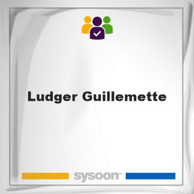 Ludger Guillemette, Ludger Guillemette, member