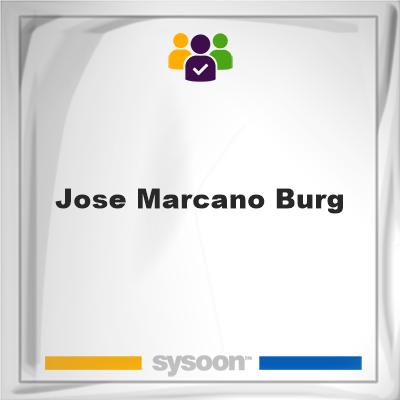 Jose Marcano Burg, Jose Marcano Burg, member
