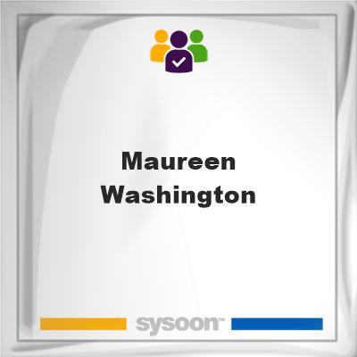 Maureen Washington, Maureen Washington, member