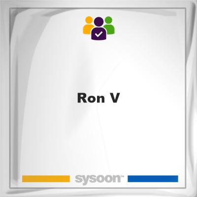 Ron V, Ron V, member