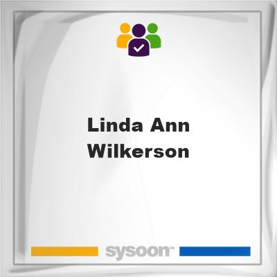 Linda Ann Wilkerson, Linda Ann Wilkerson, member