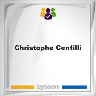 Christophe Centilli, Christophe Centilli, member
