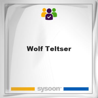 Wolf Teltser, Wolf Teltser, member