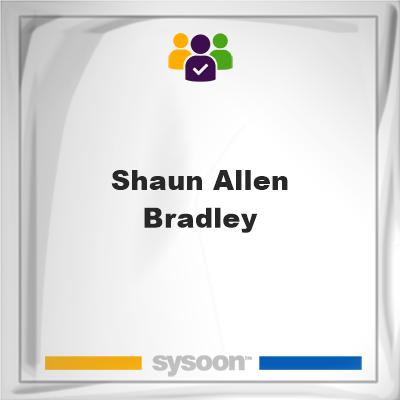 Shaun Allen Bradley, Shaun Allen Bradley, member