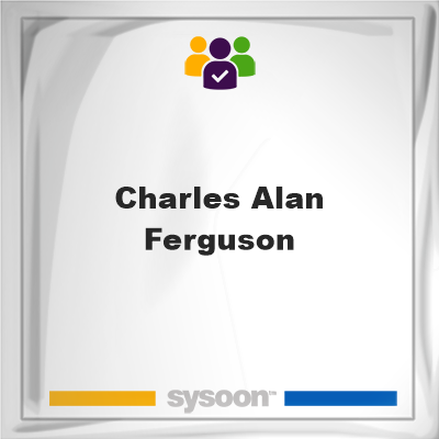 Charles Alan Ferguson, Charles Alan Ferguson, member