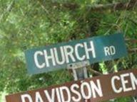 The Davidson Cemetery