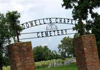 Dowells Chapel Cemetery