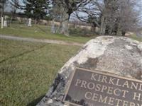 Kirkland Prospect Hill Cemetery