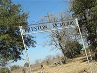 Preston-McMurry Cemetery