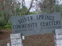 Silver Springs Community Cemetery