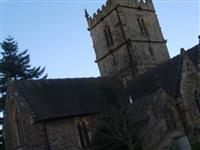 St Laurence Churchyard