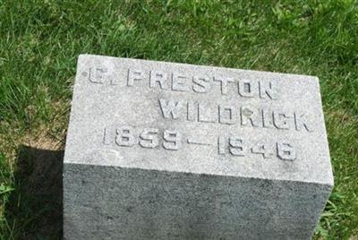 C Preston Wildrick on Sysoon