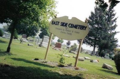 East Side Cemetery on Sysoon