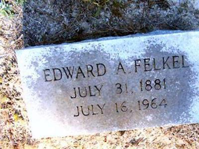 Edward A. Felkel on Sysoon