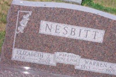 Elizabeth J. Nesbitt on Sysoon