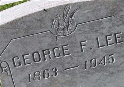 George F Lee on Sysoon