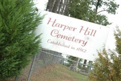 Harper Hill Cemetery on Sysoon
