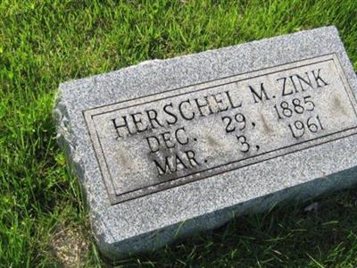 Herschel M Zink on Sysoon