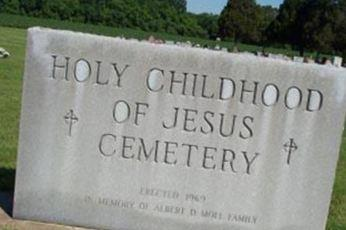 Holy Childhood of Jesus Cemetery on Sysoon