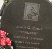 "Juan Gutierrez ""Cruzer"" Cruz on Sysoon"