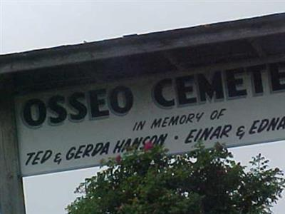 Osseo Cemetery on Sysoon