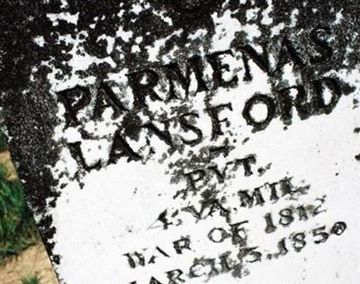 Parmenas Lansford on Sysoon