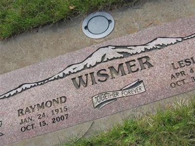 Raymond W Wismer on Sysoon