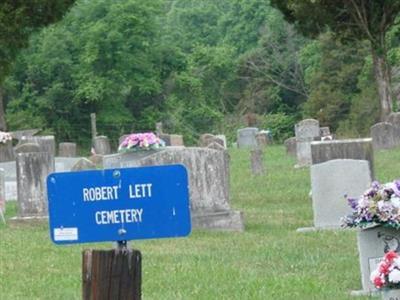 Robert Lett Cemetery