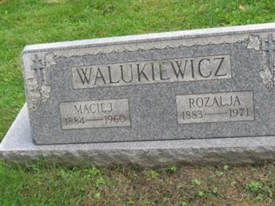 Rozalja Wallukiewicz on Sysoon