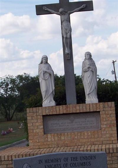 Saint Jeromes Catholic Cemetery