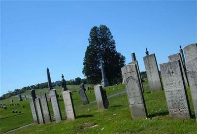 South Burying Ground on Sysoon