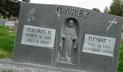 Thomas E. Carey on Sysoon