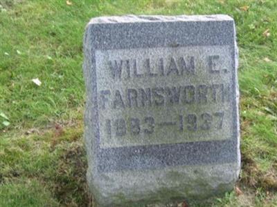 William E. Farnsworth on Sysoon