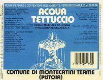 Acqua Tettuccio