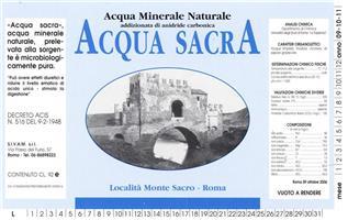 Aqua Sacra