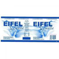 Eifel-Quelle etichette