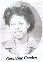 Geraldine E Gooden
