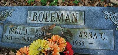 P J Boleman