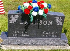 Stella P Jackson