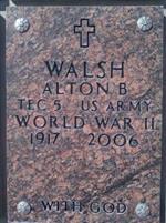 Alton B Walsh