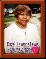 Dazel L Lewis